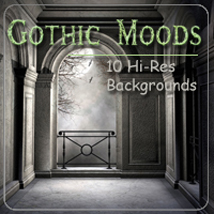 Gothic Moods 2D And/Or Merchant Resources Themed AdamantGrafix