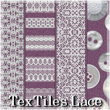 TexTiles Lace 2D Holly
