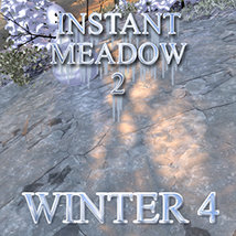 Flinks Instant Meadow 2 - Winter 4 Props/Scenes/Architecture Themed Flink