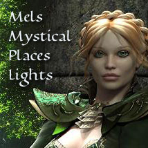 Mystical Places Lights Software Justmel