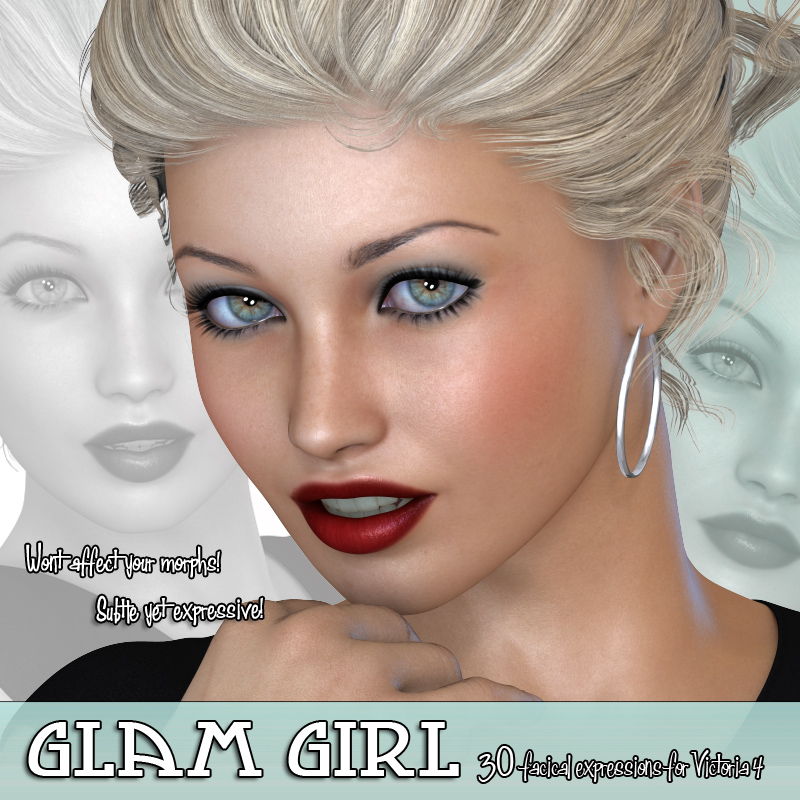 Glam Girl Expressions