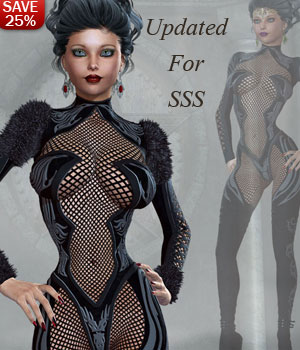 B#1 1 Click Benevolence Super Skinz 3D Figure Essentials lululee