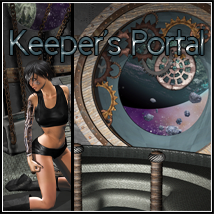 Keeper's Portal Props/Scenes/Architecture Themed Lyoness