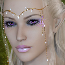 Fantasy Girls - Katria 3D Figure Essentials 3D Models kaleya