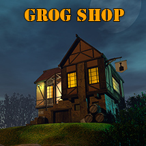 Grog Shop 3D Models 1971s