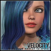 Velocity Liana Hair Themed Lyoness