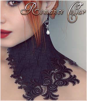 Romance Collar Clothing Themed Accessories lilflame