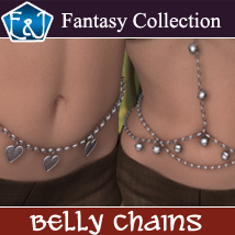 Belly Chains Themed Accessories EmmaAndJordi