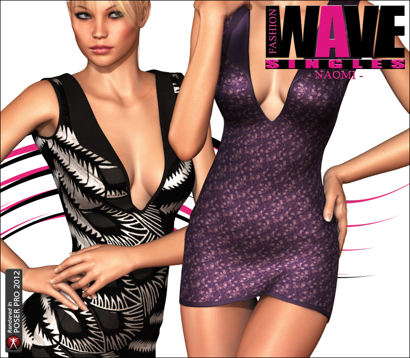 FASHIONWAVE Singles: Naomi for V4/A4/G4