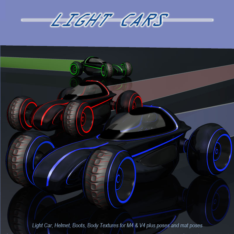 Light Cars - Extended License