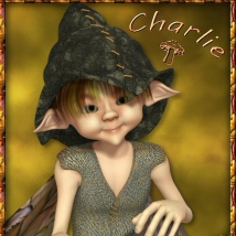 Charlie 3D Figure Essentials 3DTubeMagic