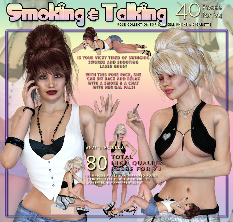 i13LL Smoking and Talking