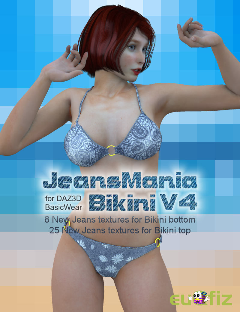JeansMania for V4 Bikini