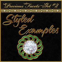 BLING! Precious Facets Set #2 image 2