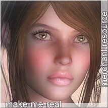 Merchant-Resource: Make me Real - Real Lips & Brows 2D Graphics LUNA3D