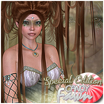 Special Edition: Candy Fawn 3D Figure Essentials Sveva