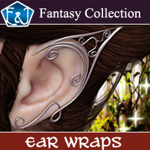 Ear Wraps Themed Accessories Software EmmaAndJordi