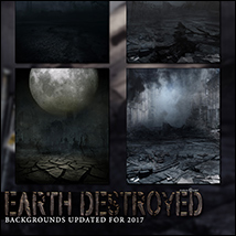 Earth Destroyed image 1