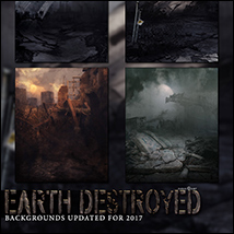 Earth Destroyed image 2