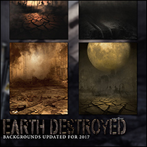 Earth Destroyed image 3