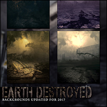 Earth Destroyed image 4