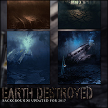 Earth Destroyed image 5