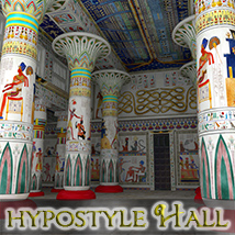 Hypostyle hall Themed Props/Scenes/Architecture skarland