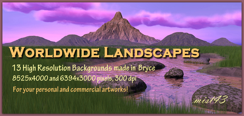 Worldwide Landscapes