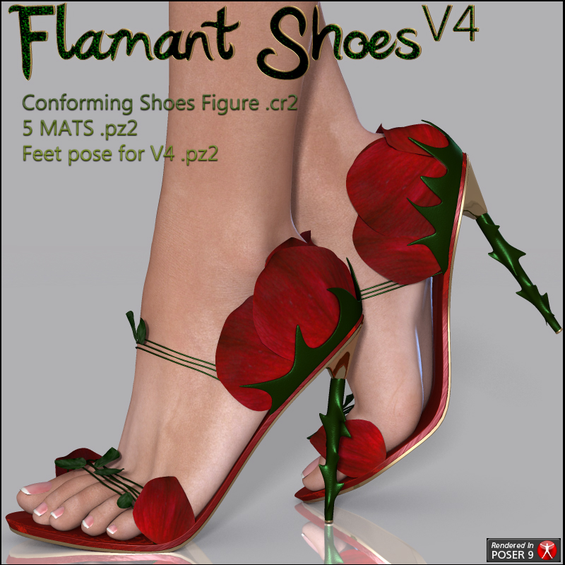 Flamant Shoes V4