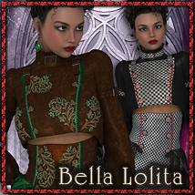 Bella Lolita Themed Clothing sandra_bonello