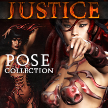 i13 JUSTICE Poses/Expressions Software Themed ironman13