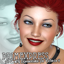 PrimeXpress 3D Figure Essentials Freja