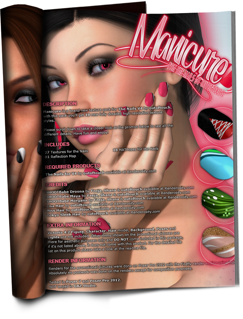 Manicure for The Nails V4