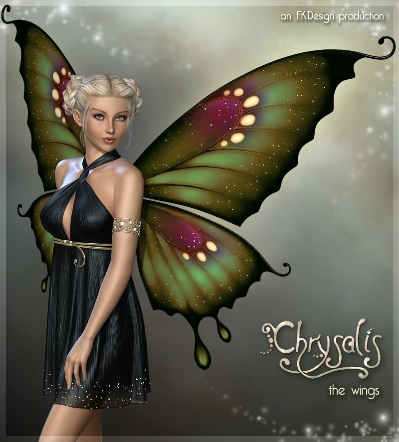 Chrysalis Wings