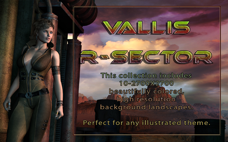Vallis R-Sector