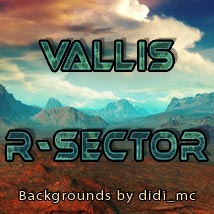 Vallis R-Sector 2D 3D Models didi_mc