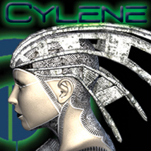 Cylene: Cyborg for V4 3D Figure Essentials 3D Models sixus1