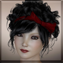 To Dye For - Minnie Bow Hair Themed vyktohria