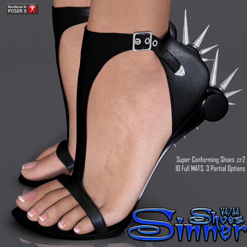 Sinner Shoes V4-A4