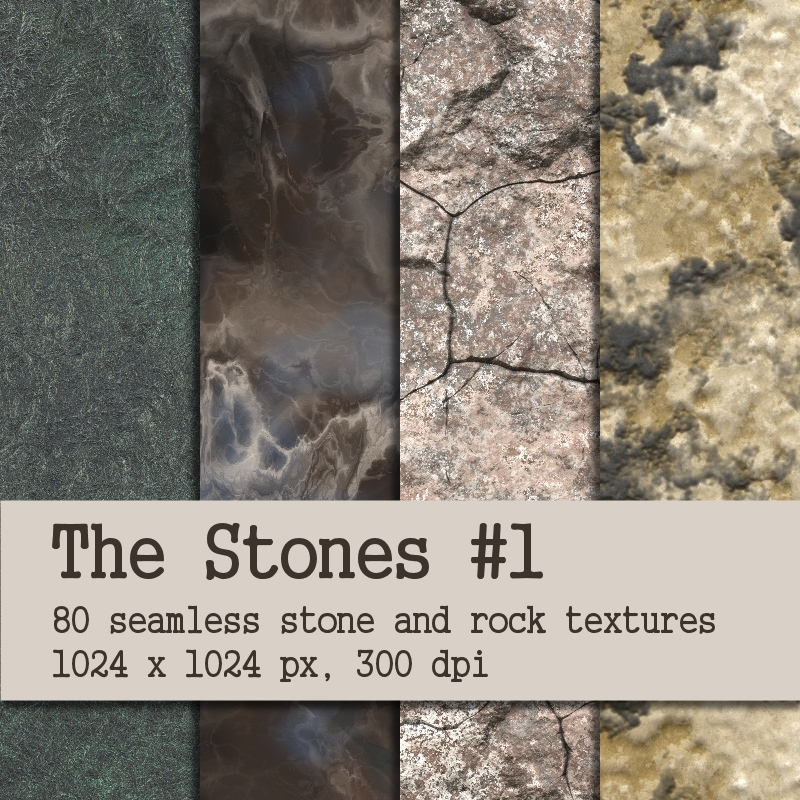 The Stones #1(Permanently Deleted)