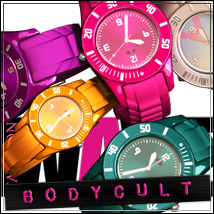 FASHIONWAVE Bodycult Volume 2 - Watches 3D Figure Assets 3D Models outoftouch