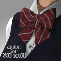 Addon for V4U outfit 3D Figure Essentials kobamax