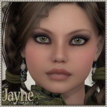 SV7 Jayne by Sabby