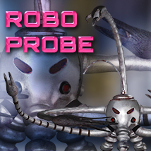 i13 ROBO PROBE Themed Props/Scenes/Architecture Stand Alone Figures ironman13
