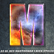 Marble - Photoshop Styles 2D Graphics 3D Models designfera