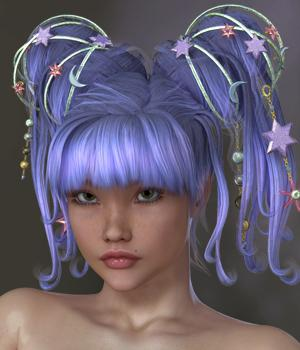Hoshi Hair Hair Software Themed SWAM