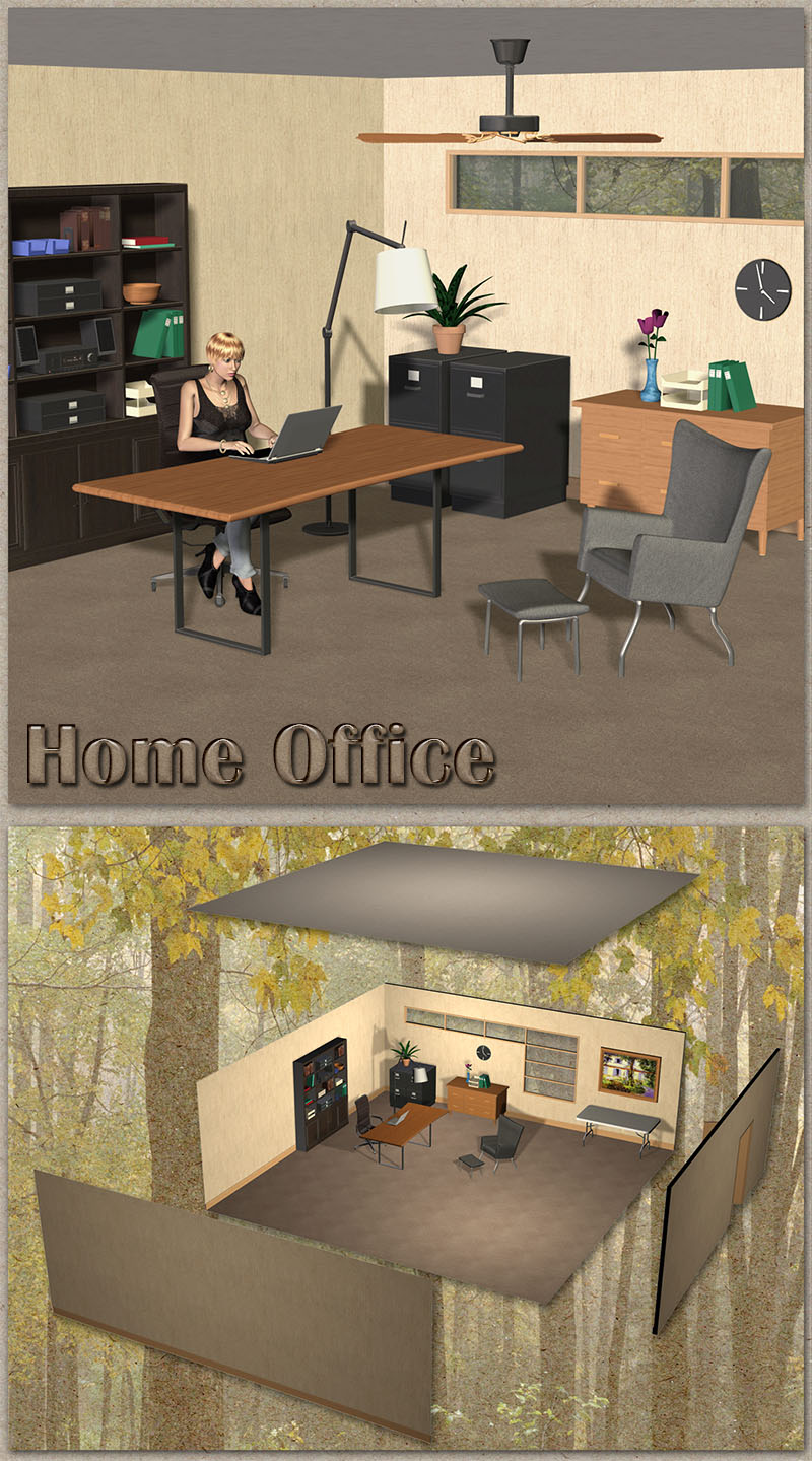 The Home Office Set