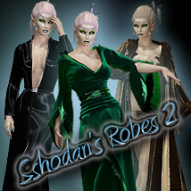 Sshodan's Robes 2 V4 Clothing Sshodan