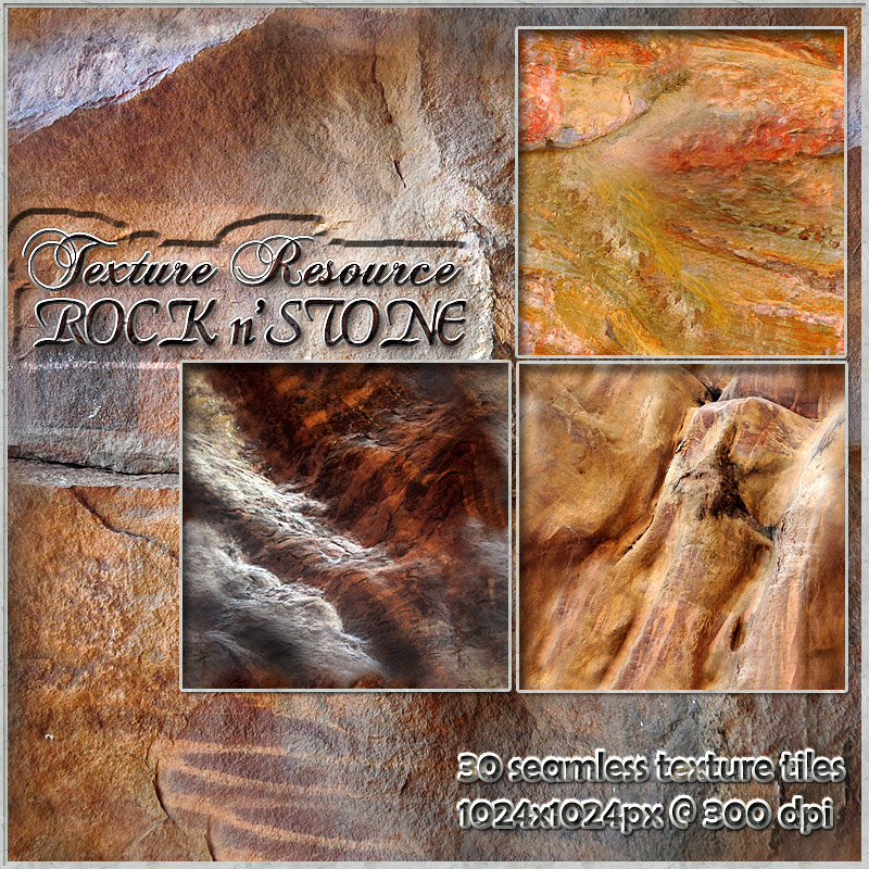 TextureResource-ROCK n' STONE