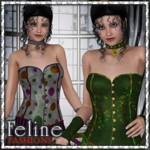 Feline Fashions Themed Clothing sandra_bonello